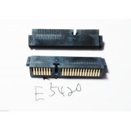 Dell Latitude E5420 E5520 SATA HDD Connector Interposer C49RW Notebook Black