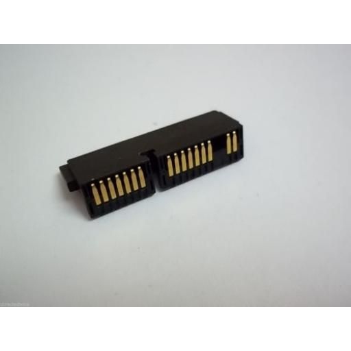 HP EliteBook 2560p SATA Hard Disk Drive Interposer Connector Adapter