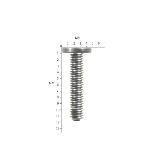 M2 x 11mm Laptop Screws