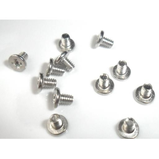 M2 x 3mm Wafer Head Machine Screws