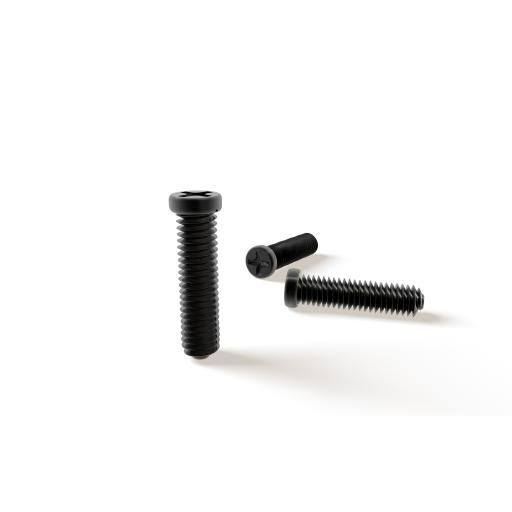 M2 x 9mm Zinc Laptop Machine Screws