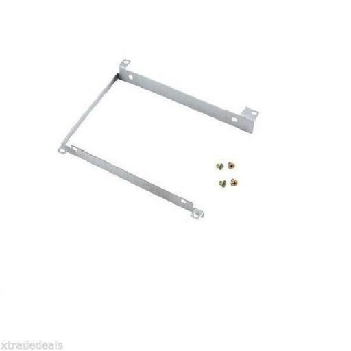 DELL STUDIO 1555 1557 1558 LAPTOP HDD HARD DISK DRIVE CADDY +4 HDD SCREWS T712G