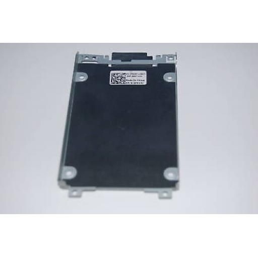DELL STUDIO 1535 1536 1537 METAL HARD DRIVE CADDIE TRAY HDD CADDY SATA P925C