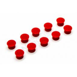 100x Red Lenovo Ibm Rubber trackpoint nipples