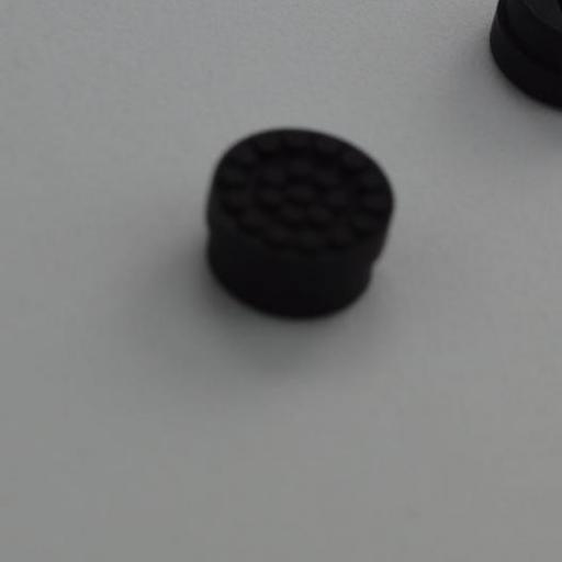 100x Black Dell Rubber trackpoint nipples